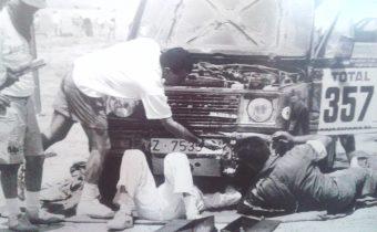 Baja España 1985